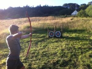 Wave 2 - Maes y Lade - archery 3